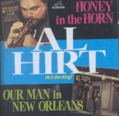 Honey in the horn Our man in New Orleans cover image