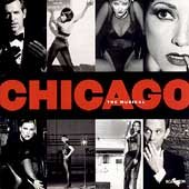 Chicago the musical cover image