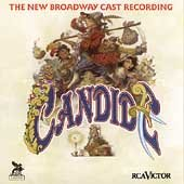 Candide [the new Broadway cast recording] cover image
