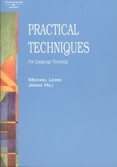 Practical techniques for language teaching cover image