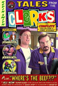 Tales from the Clerks : (the omnibus collection) cover image