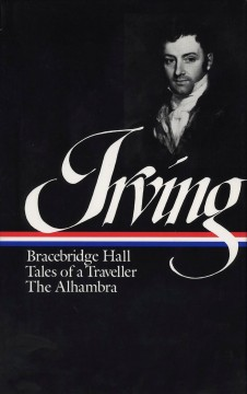 Bracebridge Hall, Tales of a traveller, The Alhambra cover image