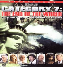 Category 7 the end of the world cover image