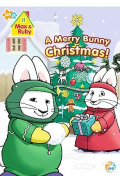 A merry bunny christmas cover image