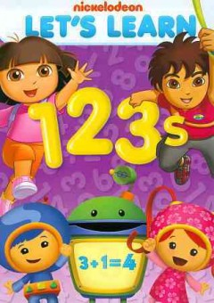 Let's learn. 1,2,3 cover image