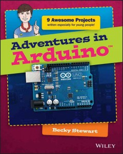 Adventures in Arduino cover image