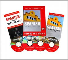 Spanish beyond the basics cover image