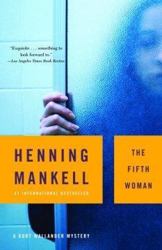 The fifth woman cover image