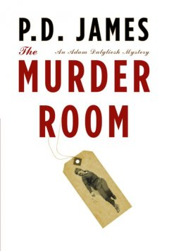 The murder room cover image