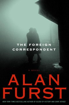 The foreign correspondent cover image