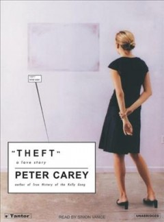 Theft a love story cover image