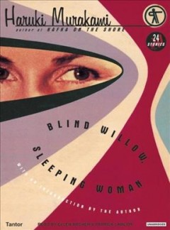 Blind willow, sleeping woman cover image