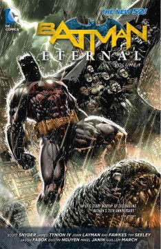 Batman eternal. Volume 1 cover image