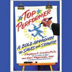 Top performer a bold approach to sales and service cover image