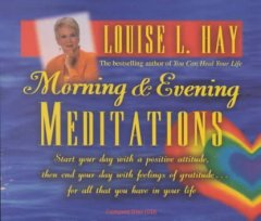 Morning & evening meditations cover image
