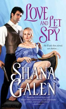 Love and let spy cover image