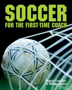 Soccer for the first-time coach cover image