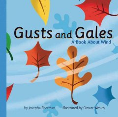 Gusts and gales : a book about wind cover image
