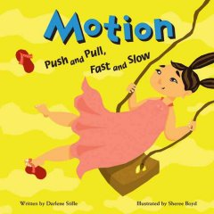 Motion : push and pull, fast and slow cover image