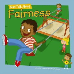 Kids talk about fairness cover image