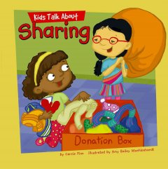 Kids talk about sharing cover image