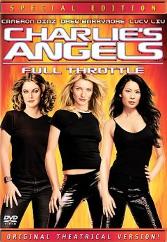 Charlie's angels, full throttle cover image