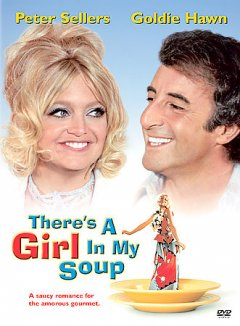 There's a girl in my soup cover image