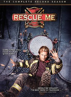 Rescue me. Season 2 cover image
