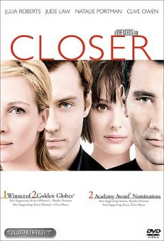 Closer cover image