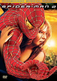 Spider-man 2 cover image