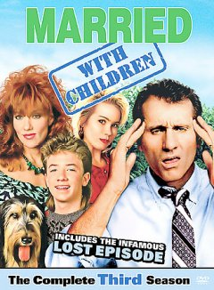 Married with children. Season 3 cover image