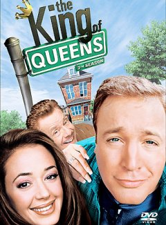 The king of Queens. Season 3 cover image