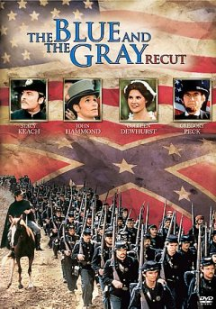 The blue and the gray recut cover image