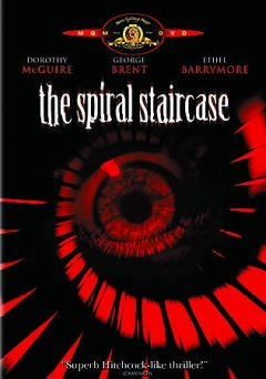 The spiral staircase cover image