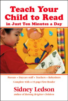 Teach your child to read in just ten minutes a day cover image
