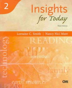 Insights for today cover image