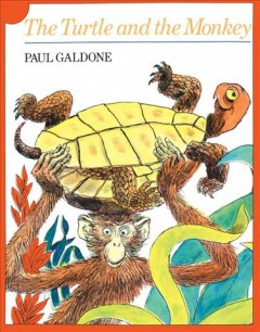 The turtle and the monkey : a Philippine tale cover image