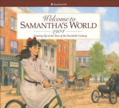 Welcome to Samantha's world, 1904 cover image
