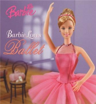 Barbie loves ballet cover image