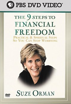 The 9 steps to financial freedom cover image