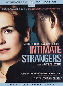 Intimate strangers cover image