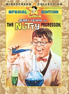 Nutty professor cover image
