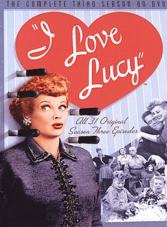 I love Lucy. Season 3 cover image
