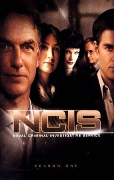 NCIS. Season 1 cover image