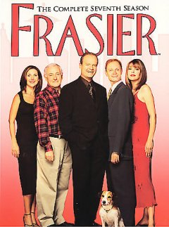 Frasier. Season 7 cover image