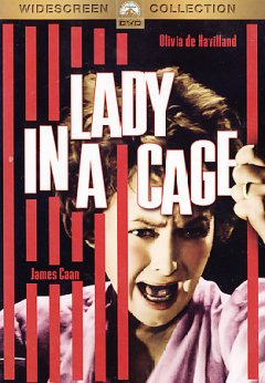 Lady in a cage cover image