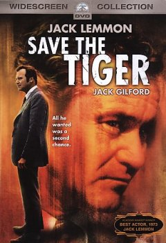 Save the tiger cover image