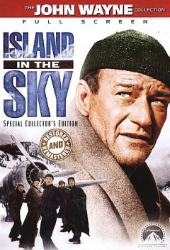 Island in the sky cover image