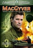 MacGyver. Season 3 cover image