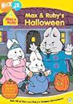 Max & Ruby's halloween cover image